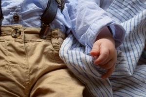 Babyerstausstattung kleines kind
